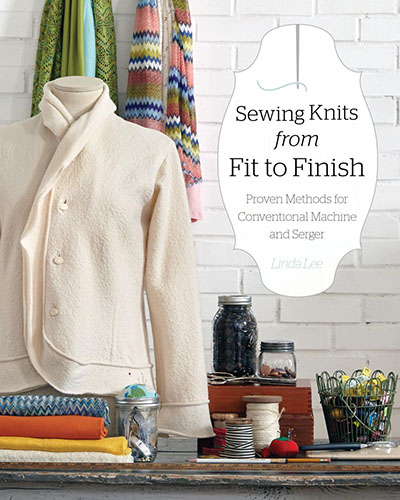 Sewing Knits from Fit to Finish - Jacket