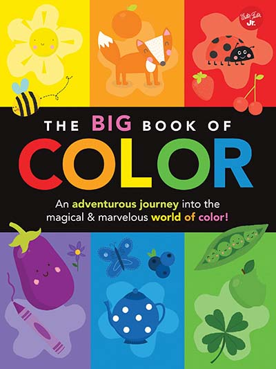 The Big Book of Color - Jacket
