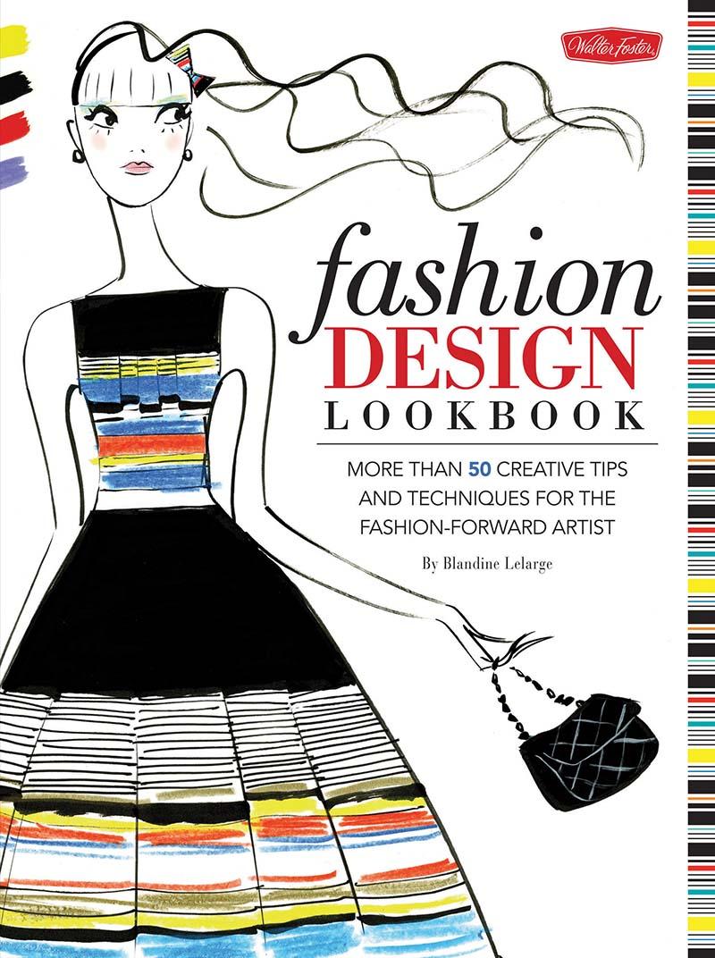 Fashion Design Lookbook - Jacket
