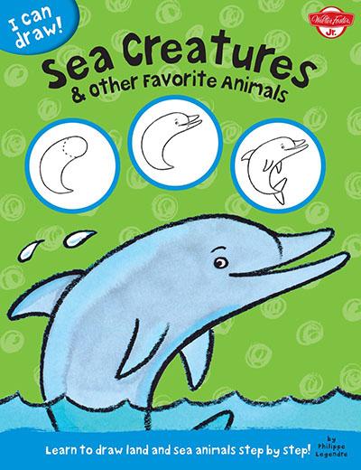 Sea Creatures & Other Favorite Animals - Jacket
