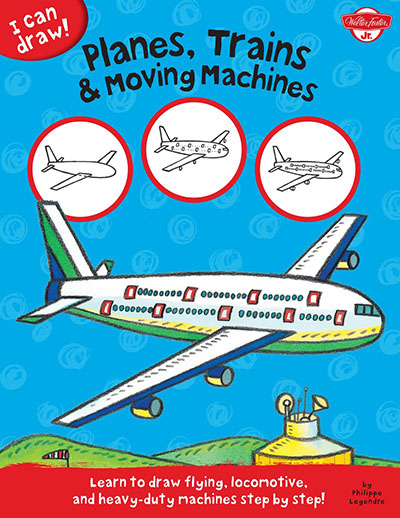 Planes, Trains & Moving Machines - Jacket