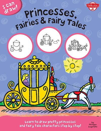 Princesses, Fairies & Fairy Tales - Jacket