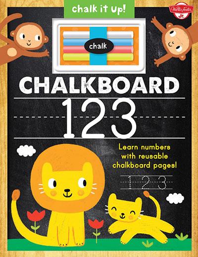 Chalkboard 123 - Jacket
