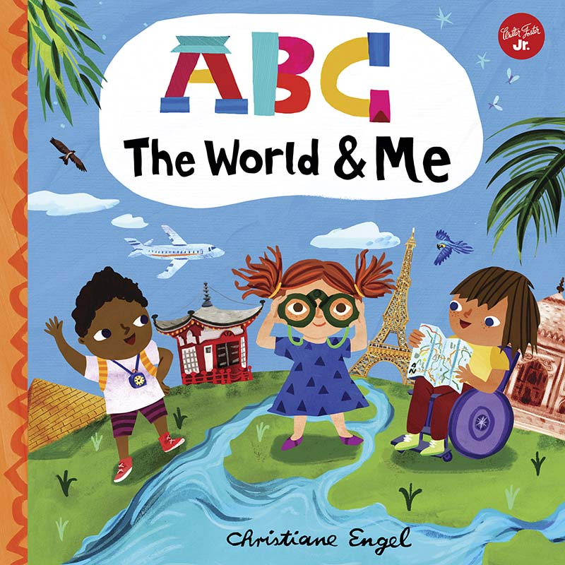 ABC for Me: ABC The World & Me - Jacket