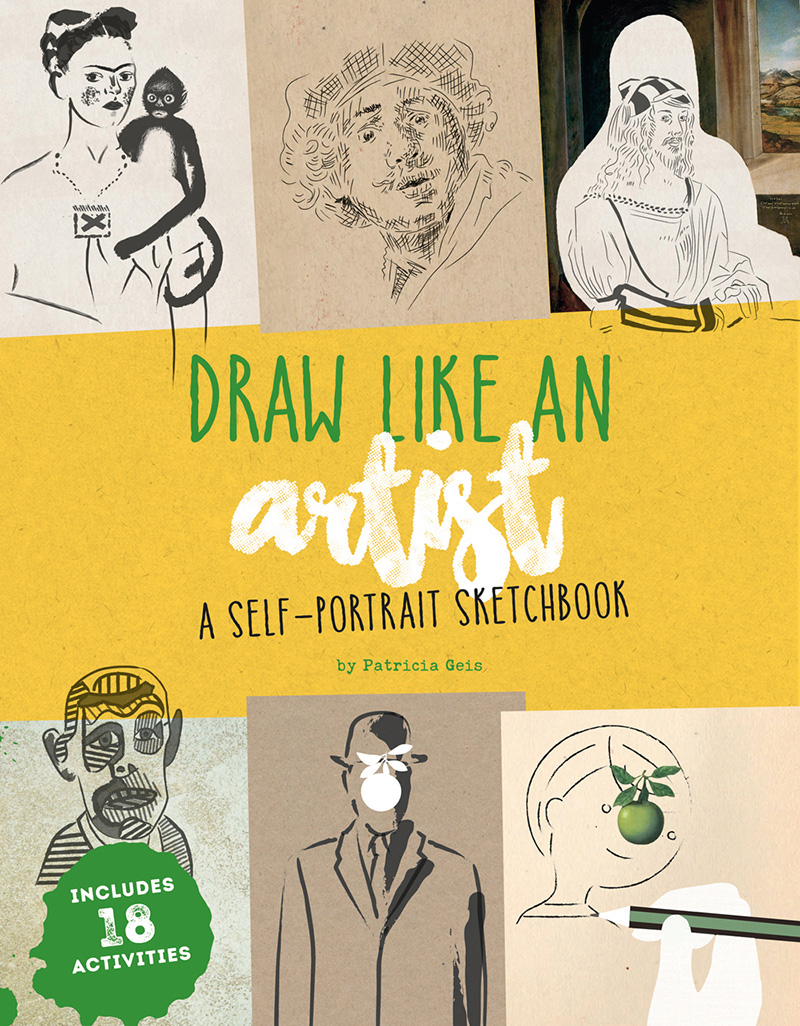 Draw Like an Artist - Jacket