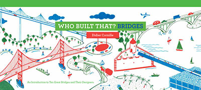 Who Built That? Bridges - Jacket