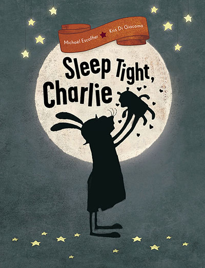 Sleep Tight, Charlie - Jacket