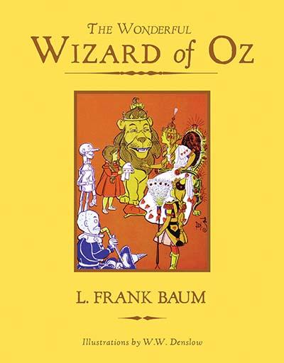 The Wonderful Wizard of Oz - Jacket