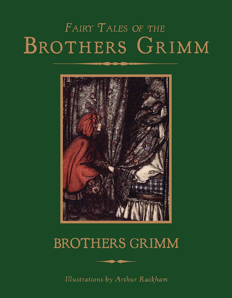 Fairy Tales of the Brothers Grimm - Jacket