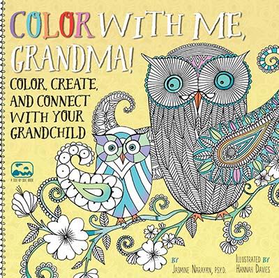 Color with Me, Grandma! - Jacket