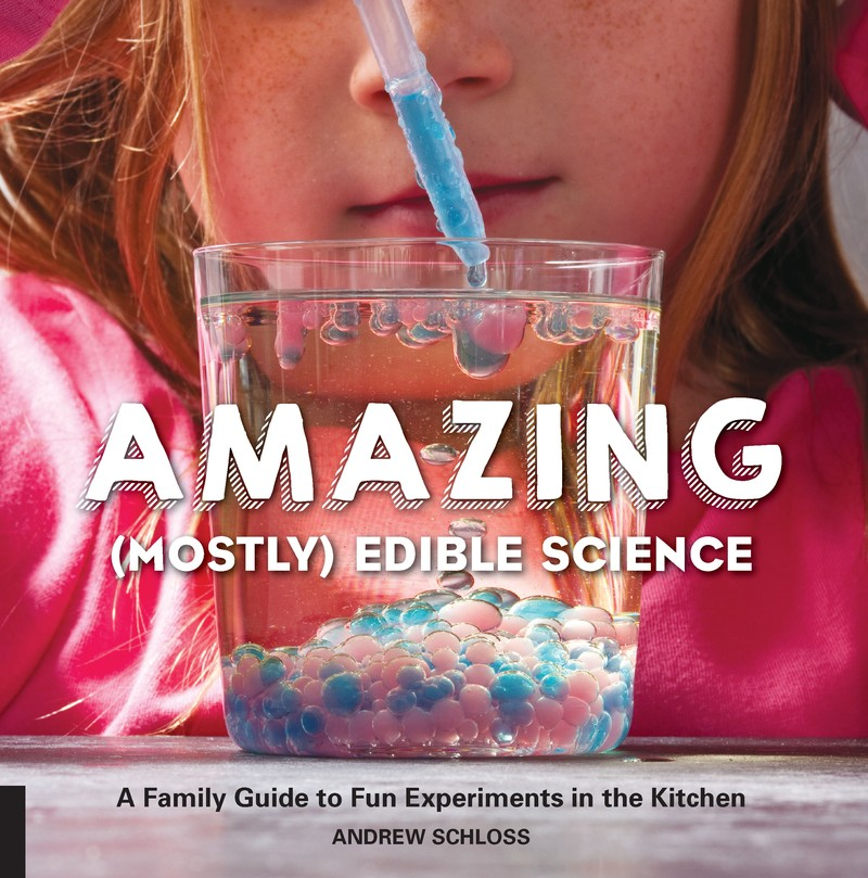 Amazing (Mostly) Edible Science - Jacket