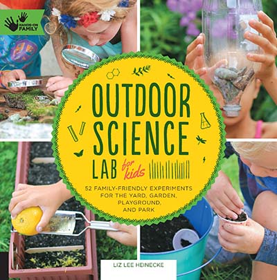 Outdoor Science Lab for Kids - Jacket