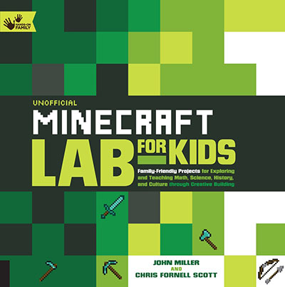 Unofficial Minecraft Lab for Kids - Jacket