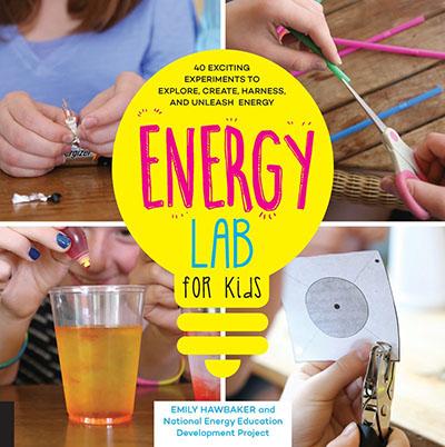 Energy Lab for Kids - Jacket