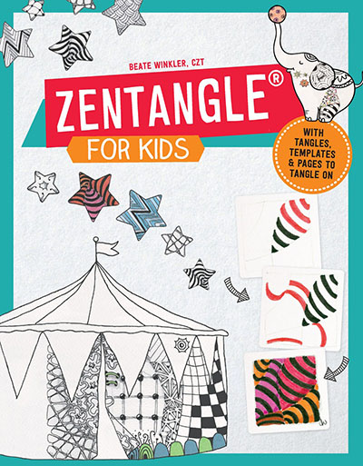 Zentangle for Kids - Jacket