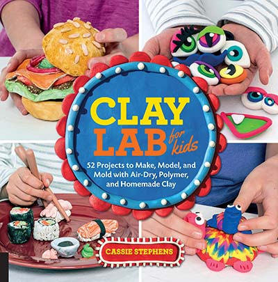 Clay Lab for Kids - Jacket