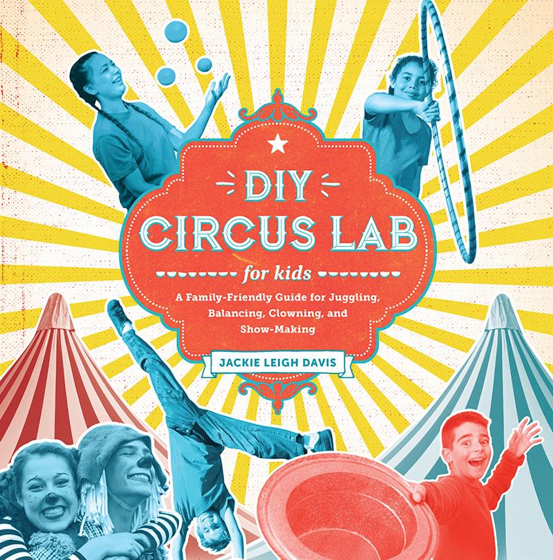 DIY Circus Lab for Kids - Jacket