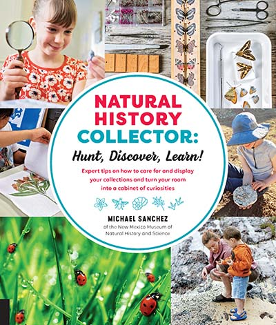 Natural History Collector: Hunt, Discover, Learn! - Jacket