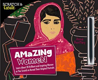 Scratch & Create: Amazing Women - Jacket