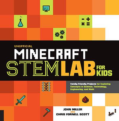 Unofficial Minecraft STEM Lab for Kids - Jacket