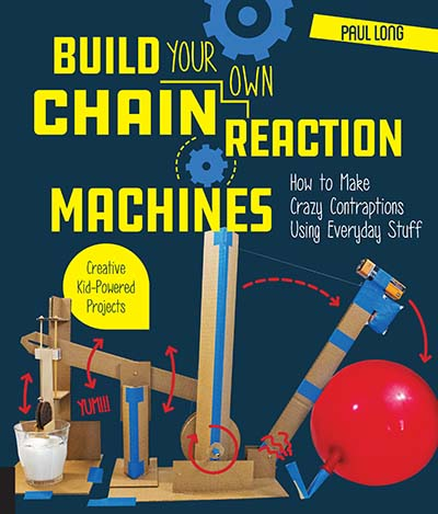 Build Your Own Chain Reaction Machines - Jacket