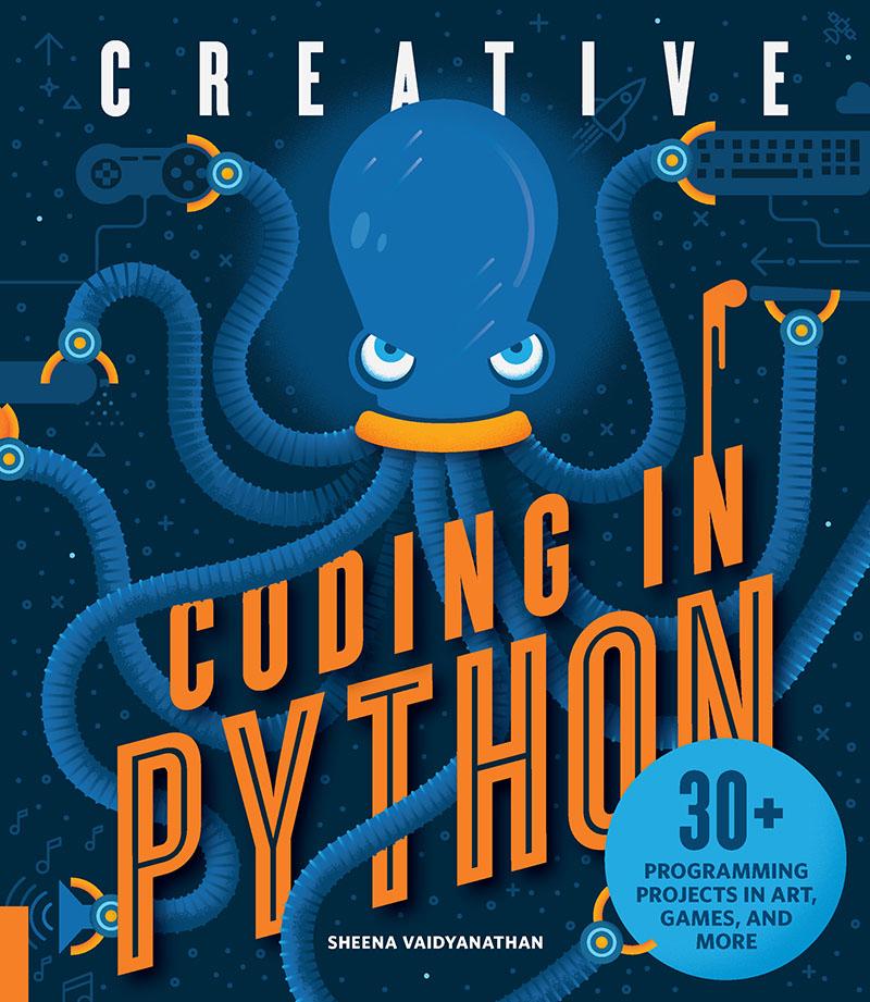 Creative Coding in Python - Jacket