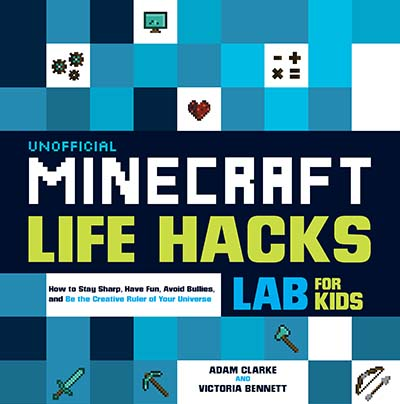 Unofficial Minecraft Life Hacks Lab for Kids - Jacket