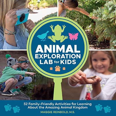 Animal Exploration Lab for Kids - Jacket