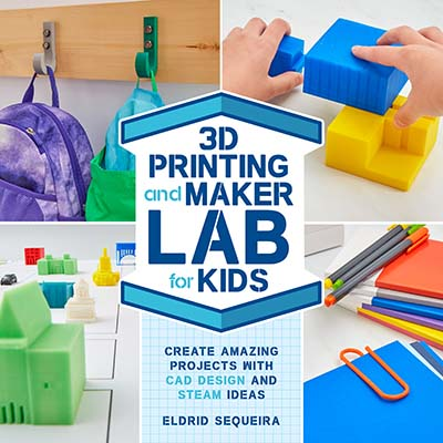 3D Printing and Maker Lab for Kids - Jacket