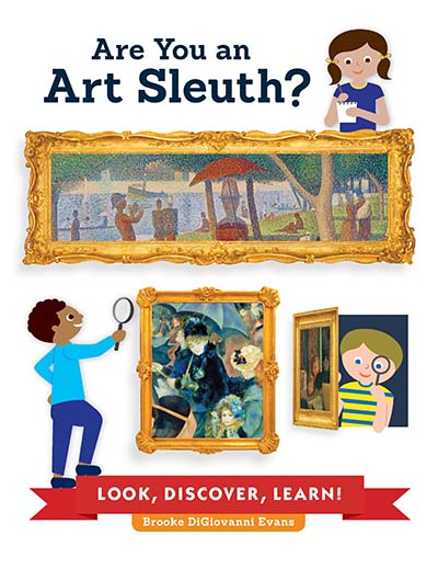 Are You an Art Sleuth? - Jacket