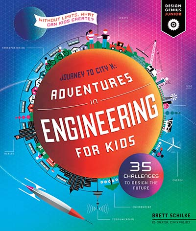 Adventures in Engineering for Kids - Jacket