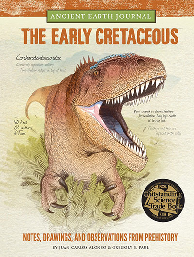 Ancient Earth Journal: The Early Cretaceous - Jacket