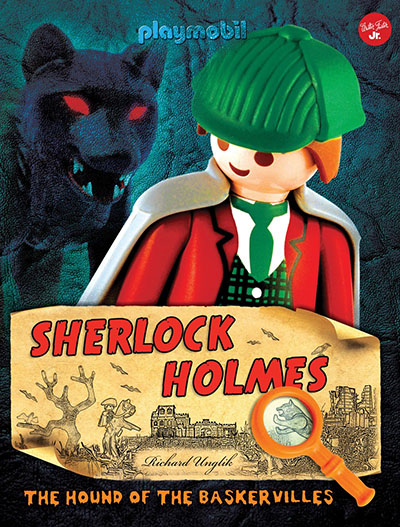 Sherlock Holmes: The Hound of the Baskervilles - Jacket