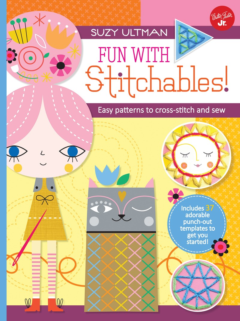 Fun with Stitchables! - Jacket