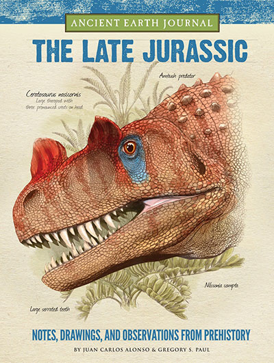 Ancient Earth Journal: The Late Jurassic - Jacket