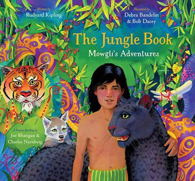 The Jungle Book: Mowgli's Adventures - Jacket