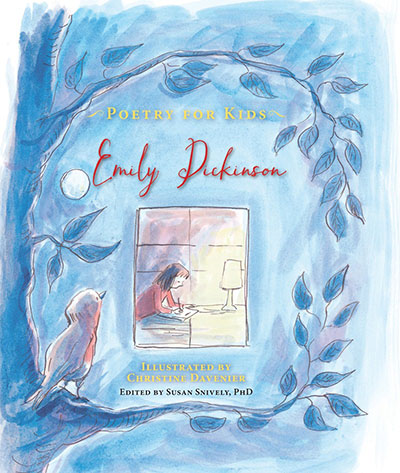 Poetry for Kids: Emily Dickinson - Jacket