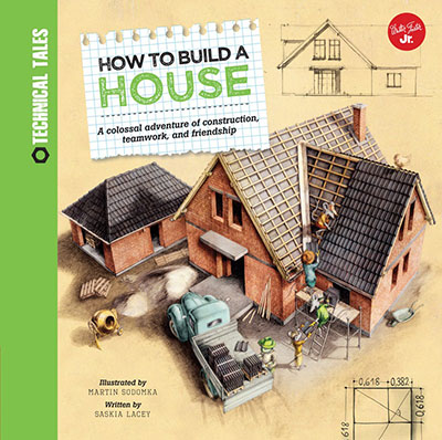 How to Build a House - Jacket