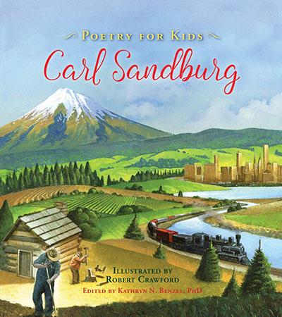 Poetry for Kids: Carl Sandburg - Jacket