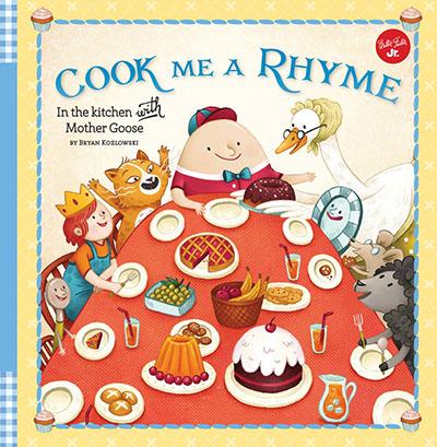Cook Me a Rhyme - Jacket