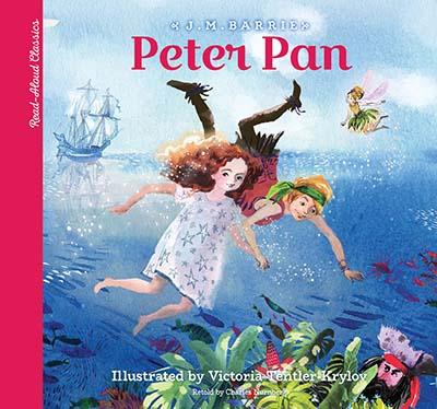 Read-Aloud Classics: Peter Pan - Jacket