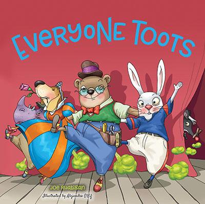 Everyone Toots - Jacket