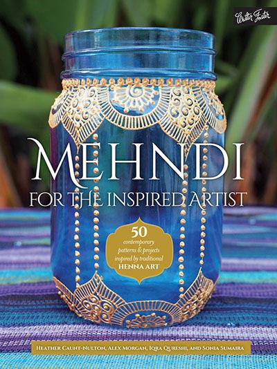 Mehndi for the Inspired Artist - Jacket