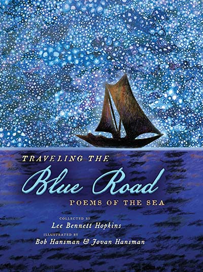 Traveling the Blue Road - Jacket