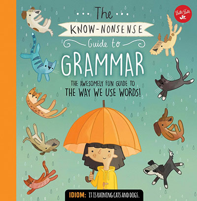 The Know-Nonsense Guide to Grammar - Jacket