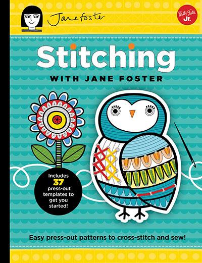 Stitching with Jane Foster - Jacket