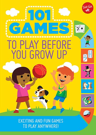 101 Games to Play Before You Grow Up - Jacket