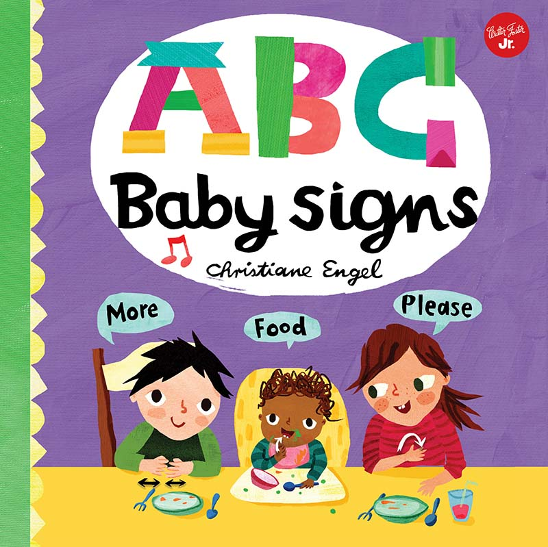 ABC for Me: ABC Baby Signs - Jacket