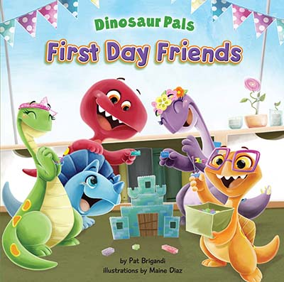 First Day Friends - Jacket