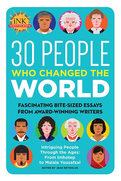 30 People Who Changed the World - Jacket